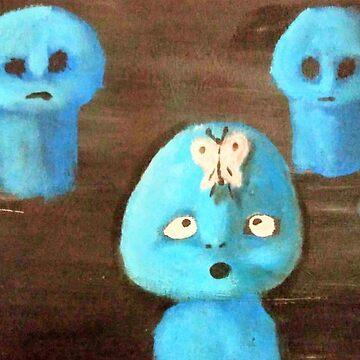 Don't Be Blue by NatLopez
