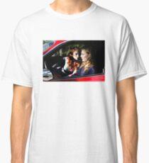 Vintage fashion shoot Classic T-Shirt