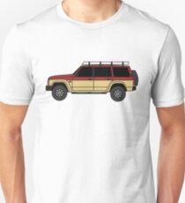Nissan Patrol GQ-RoofRack Unisex T-Shirt