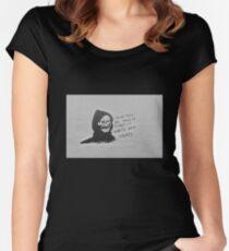 Brandneues Degausser Tailliertes Rundhals-Shirt