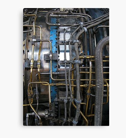 propulsion Canvas Print