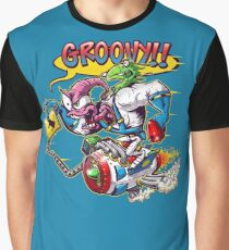 Groovy Fink Graphic T-Shirt