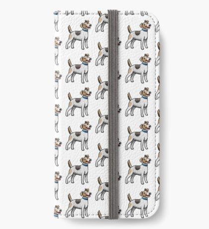 Jack Russell Terrier iPhone Wallet