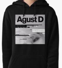AGUST D ALBUM ART Pullover Hoodie