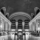 Sunday in Grand Central  by Randy  LeMoine