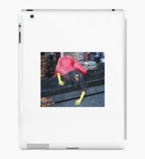 Spiderwoman iPad Case/Skin