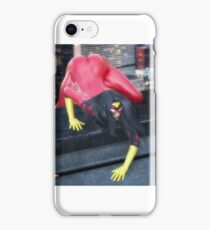 Spiderwoman iPhone Case/Skin