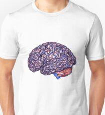 Brain Storming - Violette Unisex T-Shirt