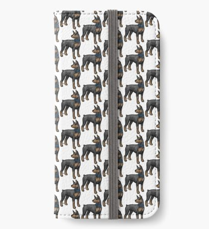 Doberman iPhone Wallet