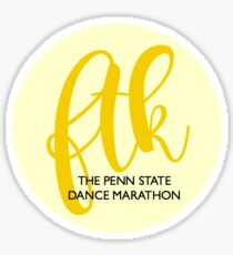 FTK Bubble DR Yellow Sticker
