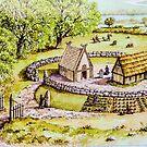 Original Settlement.....................Derry by Fara