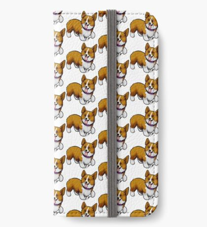 Corgi iPhone Wallet