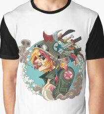 Tank Girl Graphic T-Shirt