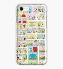 Peanuts Comics iPhone Case/Skin