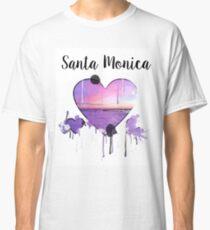 Santa Monica  Classic T-Shirt