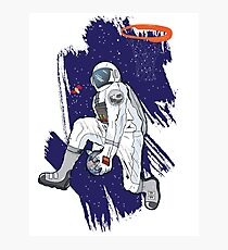 Space Jam Photographic Print
