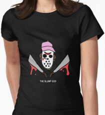 Ski Mask The Slump God Womens Fitted T-Shirt