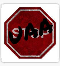 I Stop For UAA Sticker