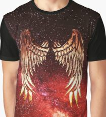 Angel Wings Graphic T-Shirt