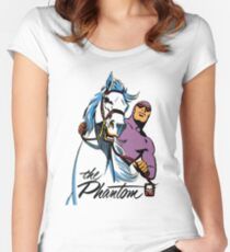 phantom Women's Fitted Scoop T-Shirt