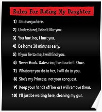 Rules of dating my daughter sign