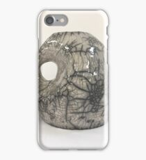 Raku Ceramic 1 iPhone Case/Skin