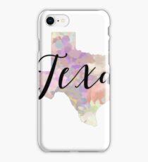 Texas iPhone Case/Skin
