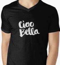Ciao Bella Men's V-Neck T-Shirt