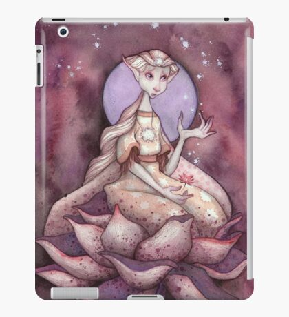 Moonchild and her Sacred Space iPad Case/Skin