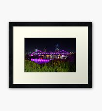 Brisbane 5 Framed Print