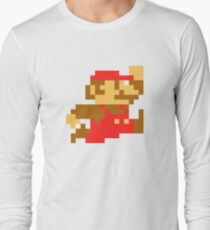 Super Mario Bros Long Sleeve T-Shirt
