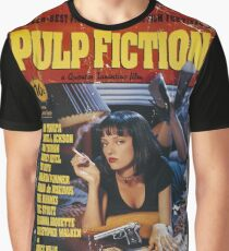 Pulp Fiction - Poster Graphic T-Shirt