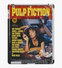 Pulp Fiction - Poster iPad Case/Skin