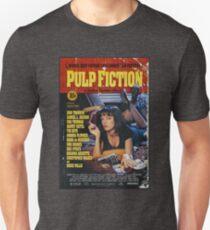 Pulp Fiction - Poster Unisex T-Shirt