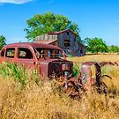 Rusting Away by JohnDSmith