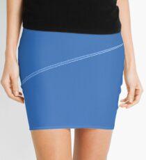 Chemtrails | Contrails Mini Skirt