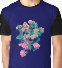 Garden Geometry Print Graphic T-Shirt