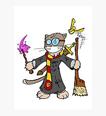 Chatrry Potter Photographic Print