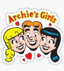 Archie's Girls Sticker