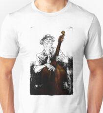 Jazz Bass Unisex T-Shirt