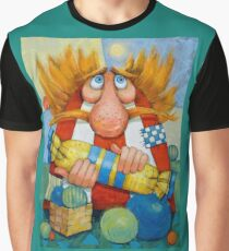 Brownie Graphic T-Shirt