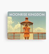 Moonrise Kingdom Canvas Print