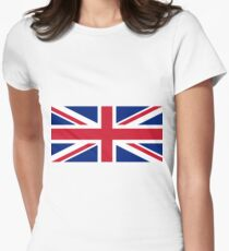 British Inversion Women's Fitted T-Shirt