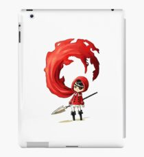 cute little girl iPad Case/Skin