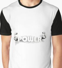 muscle Graphic T-Shirt
