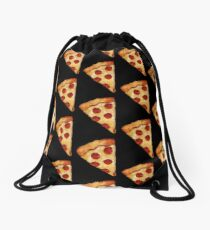 Pizza Drawstring Bag