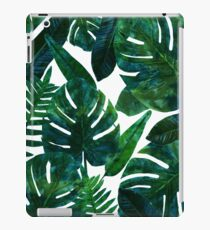 Perceptive Dream || #Redbubble #tropical #buyart iPad Case/Skin