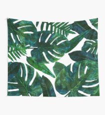 Perceptive Dream || #Redbubble #tropical #buyart Wall Tapestry