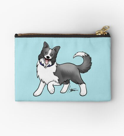 Border Collie Studio Pouch