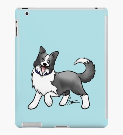 Border Collie iPad Case/Skin